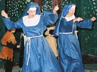 Get your singing nuns here!